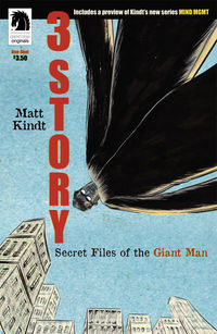 3 Story: Secret Files of the Giant Man