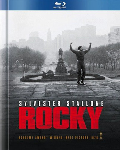 Rocky Blu-ray Collectible Book
