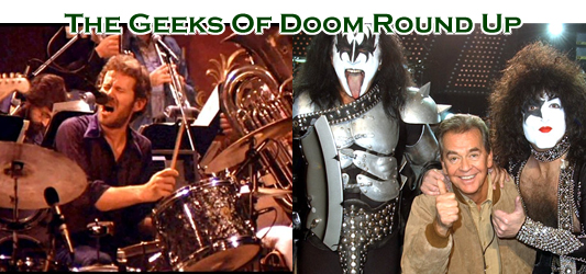The Geeks Of Doom Round Up 11: Remembering Levon Helm, Dick Clark, and Greg Ham