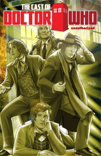 Comic Review: The Cast Of Doctor Who