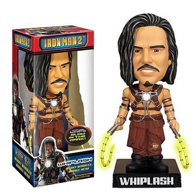 Iron Man 2: Whiplash Bobble Head