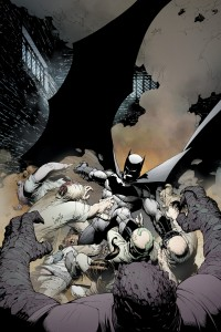 Batman: The Court of Owls HC by Greg Capullo
