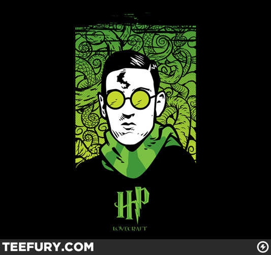 Harry Potte HP Lovecraft - Howard Phillip