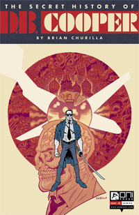 Comic Review: The Secret History of D. B. Cooper #1 and #2
