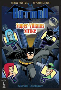 Batman: Super-Villains Strike