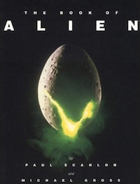 The Book of Alien Cover