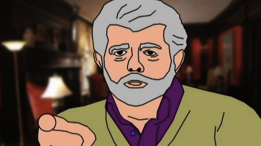 The People vs. George Lucas Animated