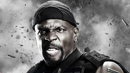 Terry Crews in The Expendables 2
