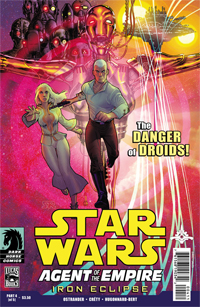 Star Wars: Agent Of The Empire - Iron Eclipse #4