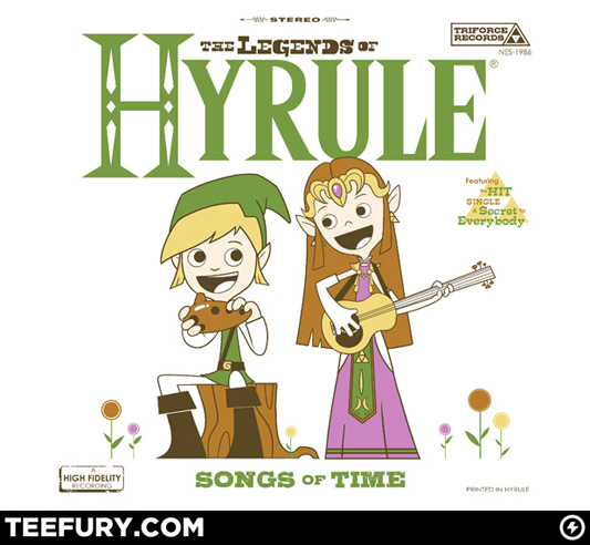 The Legend of Zelda The Legends of Hyrule