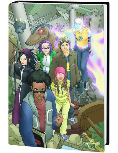 Marvel's Runaways: Pride & Joy Premium Hardcover