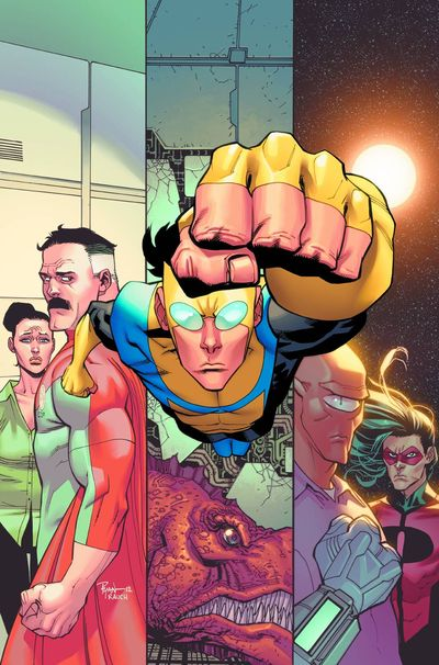 Invincible Vol. 16: Family Ties