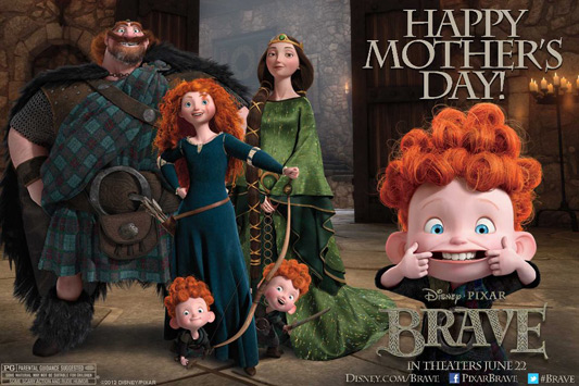 Brave - Happy Mother's Day