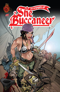 She Buccaneer Volume 1