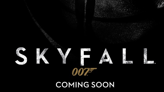 Skyfall Title