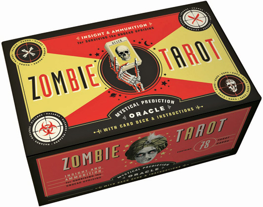 Zombie Tarot: An Oracle of the Undead box