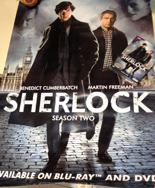 Sherlock Season 2 Mkv