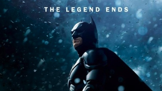 The Dark Knight Rises Poster Header