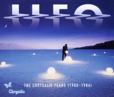 UFO's The Chrysalis Years Collection (1980-1986)