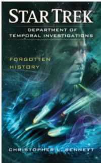 Star Trek Department of Temporal Investigations