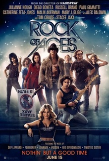 Rock of Ages Theatrical Poster