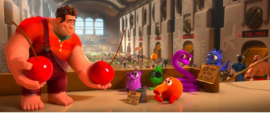 Watch The Hilarious First Trailer For Disney's Arcade ...