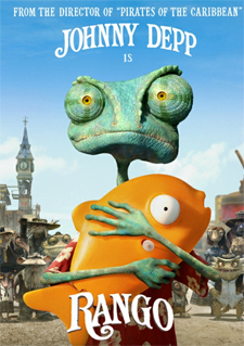 Netflix Review: Rango