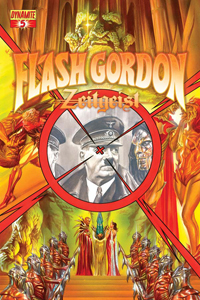 Flash Gordon Zeitgeist 5