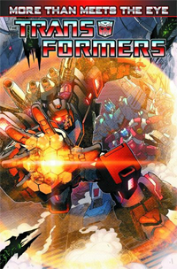 Transformers: More Than Meets the Eye Vol 1