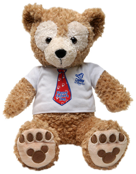 Duffy the Disney Bear Father's Day