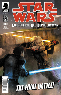 Star Wars: Knights Of The Old Republic: War #5