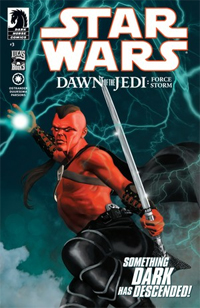 Star Wars: Dawn Of The Jedi – Force Storm #3