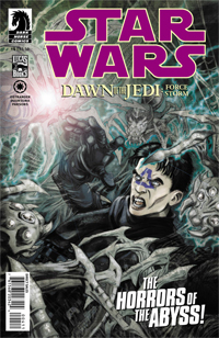 Star Wars: Dawn Of The Jedi – Force Storm #4