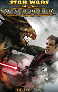 Star Wars: The Old Republic, Volume Three – The Lost Suns