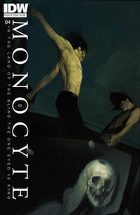 Monocyte #4 cover