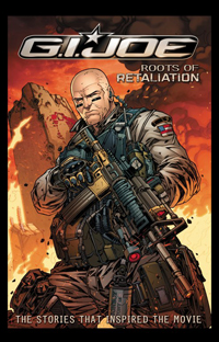 IDW Publishing: G.I. Joe: Roots of Retaliation