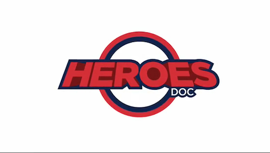 The Heroes Doc Banner