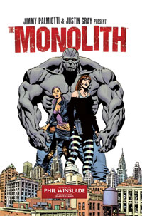 Image Comics: The Monolith
