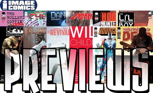 Image Comics Previews, July 11, 2012