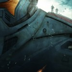 2012 San Diego Comic-Con Poster For Pacific Rim
