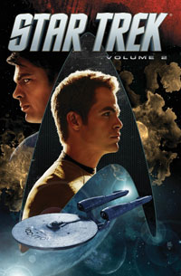 IDW Publishing: Star Trek, Volume 2
