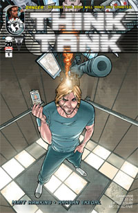 Think Tank #1 Cover