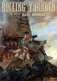 Rolling Thunder: The Art Of Dave Dorman