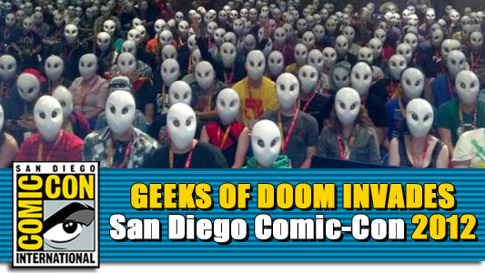 SDCC 2012: The SDCC Court of Owls