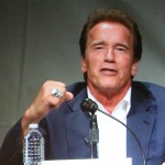 SDCC 2012: The Expendables 2 Panel: Arnold Schwarzenegger