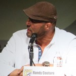 SDCC 2012: The Expendables 2 Panel: Randy Couture