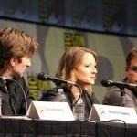 SDCC 2012: Elysium panel: Jodie Foster, Matt Damon, Sharlto Copley