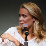 SDCC 2012: The Walking Dead panel: Laurie Holden