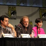 SDCC 2012: The Walking Dead panel: David Alpert, Greg Nicotero, Gayle Anne Hurd