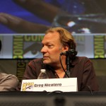 SDCC 2012: The Walking Dead panel: Greg Nicotero